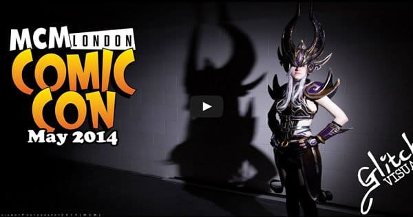 Cosplay Music Video MCM Expo London May 2014