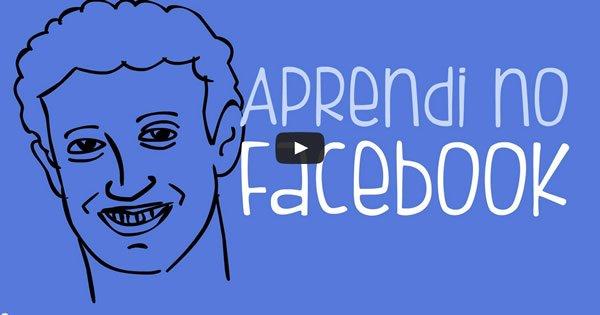 Incontáveis Lições que aprendi no Facebook 1