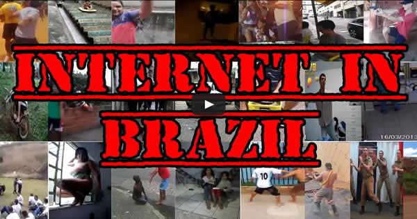 Como é a internet brasileira visto pelos estrangeiros 2