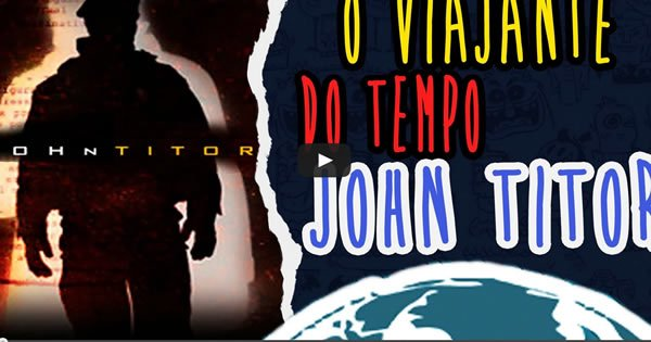 Photo of O Viajante do tempo John Titor
