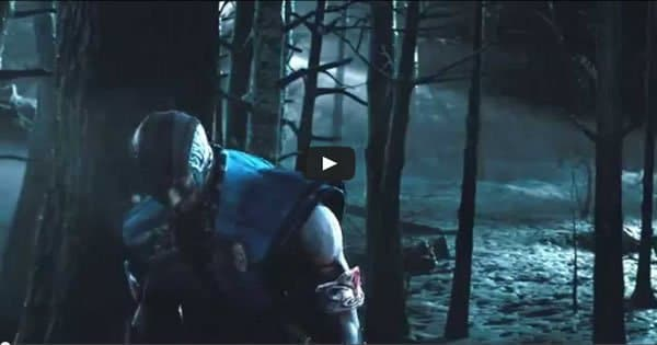 Confira o novo comercial do game Mortal Kombat X