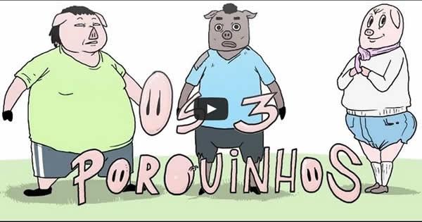 3 Porquinhos 1