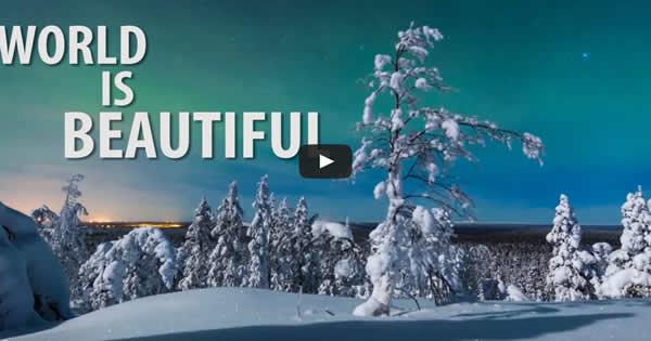 O mundo é belo 1