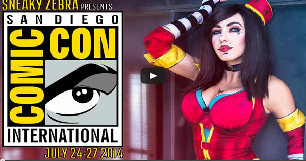 San Diego Comic Con 2014 – Cosplay Music Video