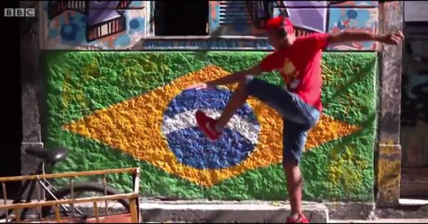 Homenagem da BBC para a Copa do Mundo 2014 6