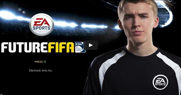 A nova versão do game Fifa 7