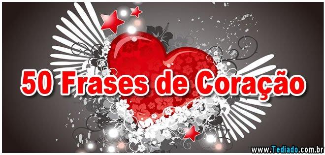 Photo of 50 Frases de Coração