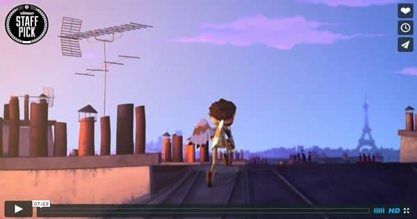 Animação do dia: O Cupido 1