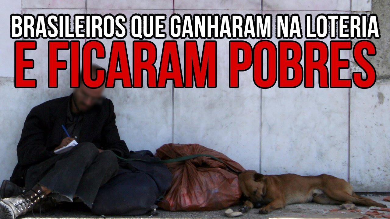 Brasileiros que ganharam na loteria e ficaram pobres 1