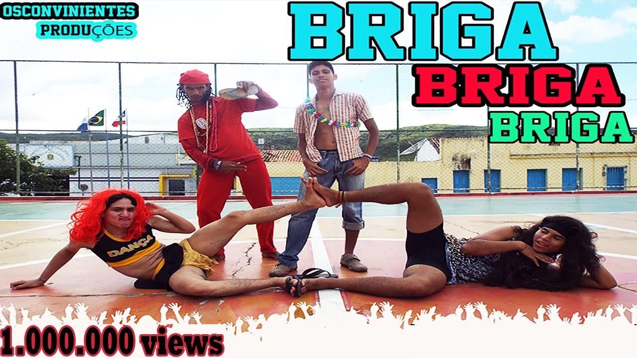 Briga Briga Briga | Paródia Jason Derulo 5