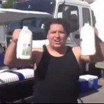 Transformação épica – Dois galões de leite e um resultado incrível