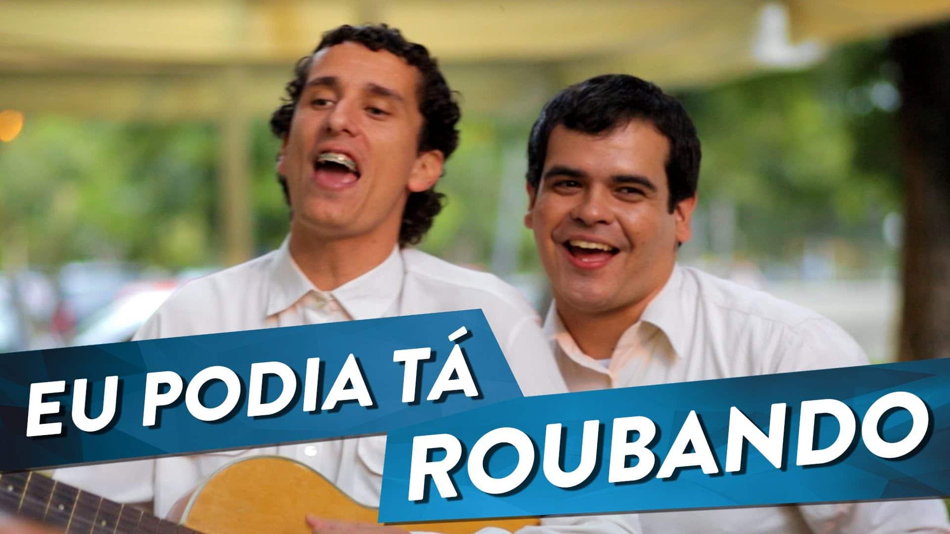 Video thumbnail for youtube video Eu podia tá roubando - Blog Tediado