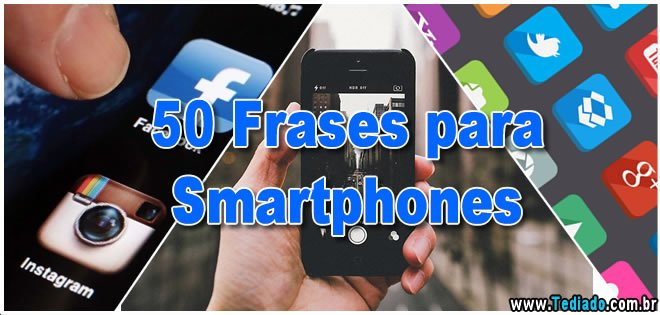 50 Frases para Smartphones