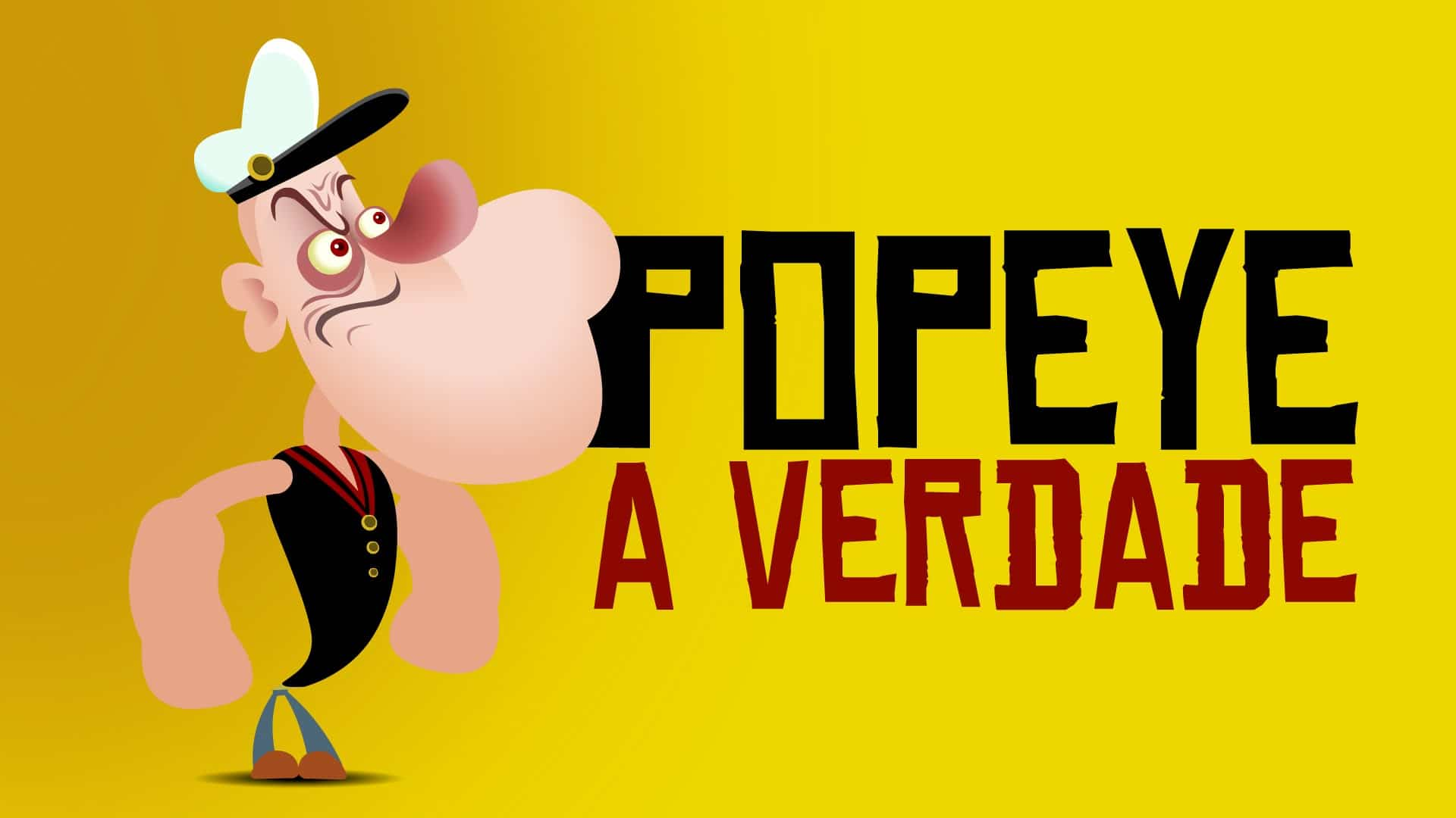 Video thumbnail for youtube video A verdadeira história do Popeye - Blog Tediado