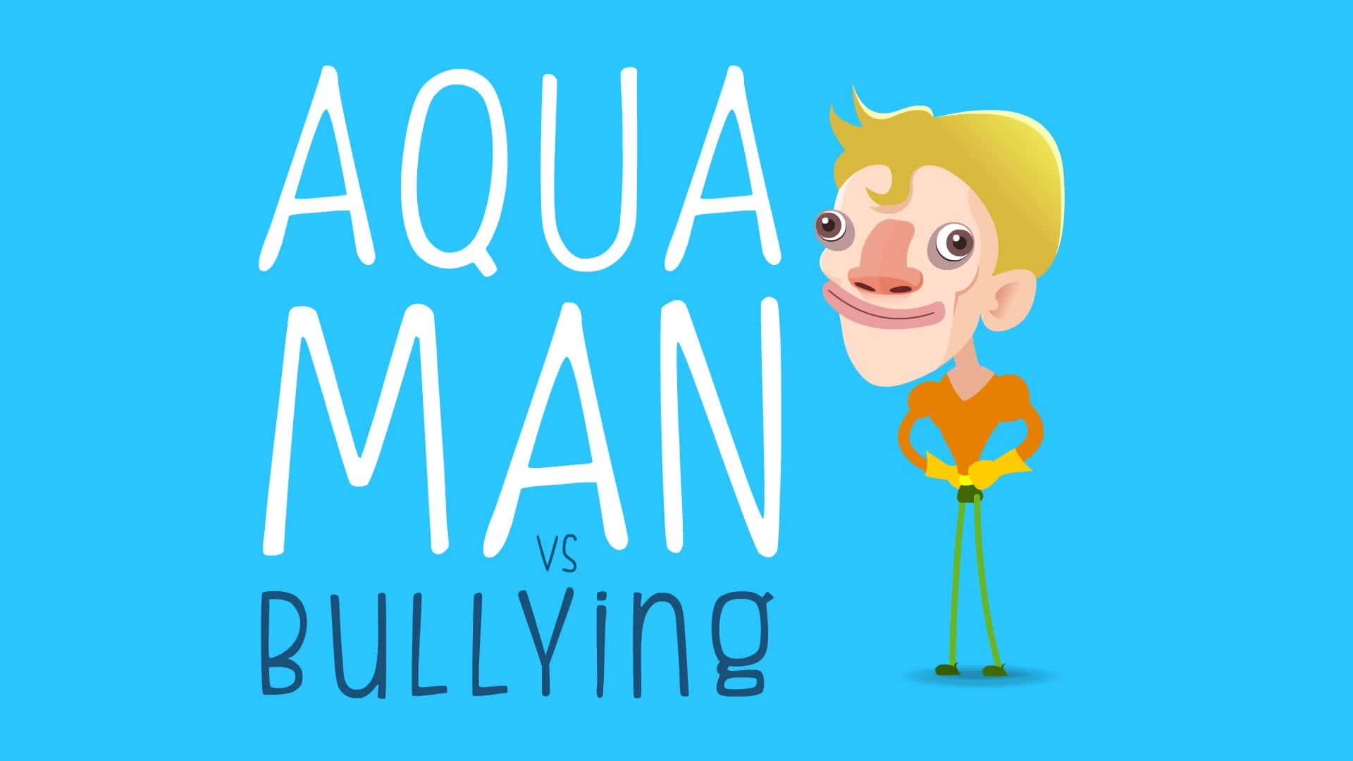 Video thumbnail for youtube video Aquaman contra o Bullying - Blog Tediado