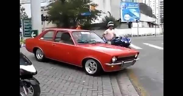 Como testar o turbo de um Chevette com estilo 1