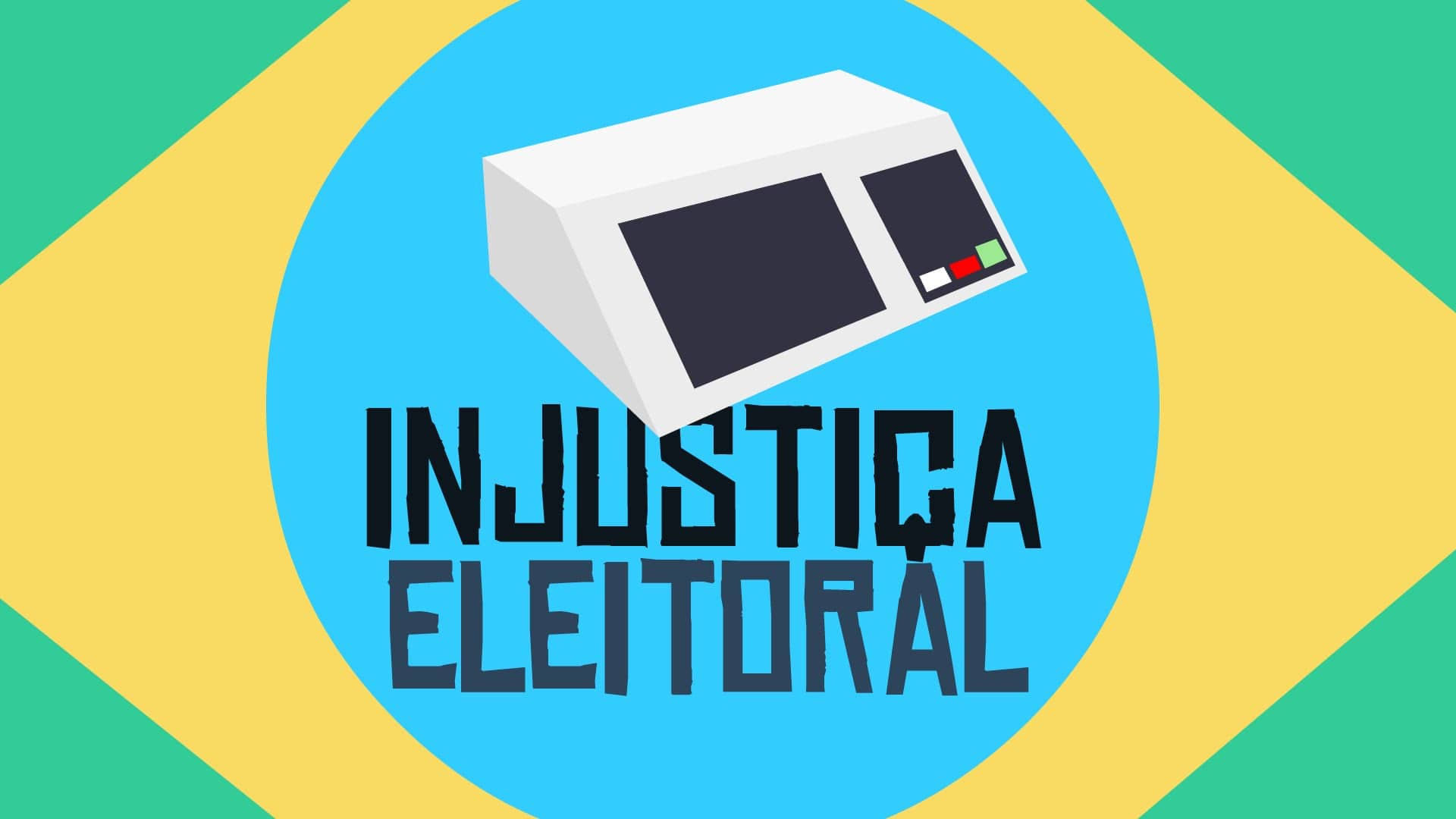 - injusticcca7a eleitoral blog tediado - Video thumbnail for youtube video Injustiça Eleitoral – Blog Tediado