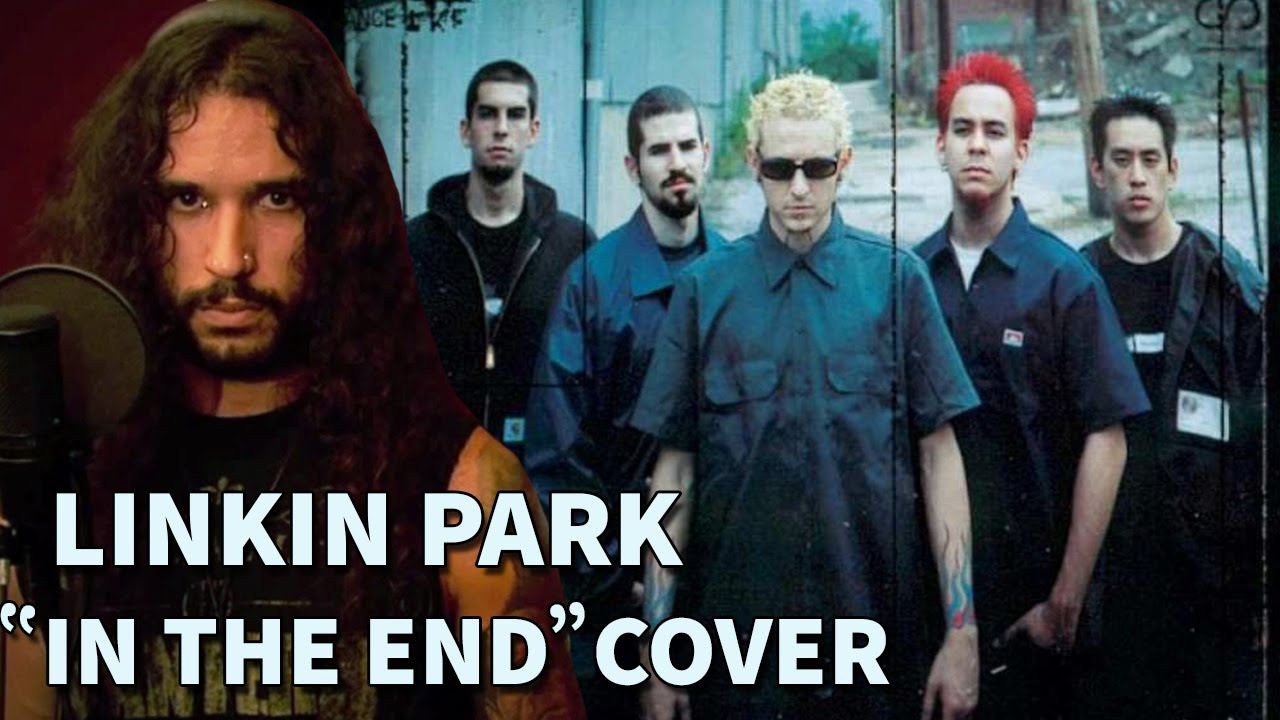 Linkin Park - In The End em 20 estilos diferentes 7