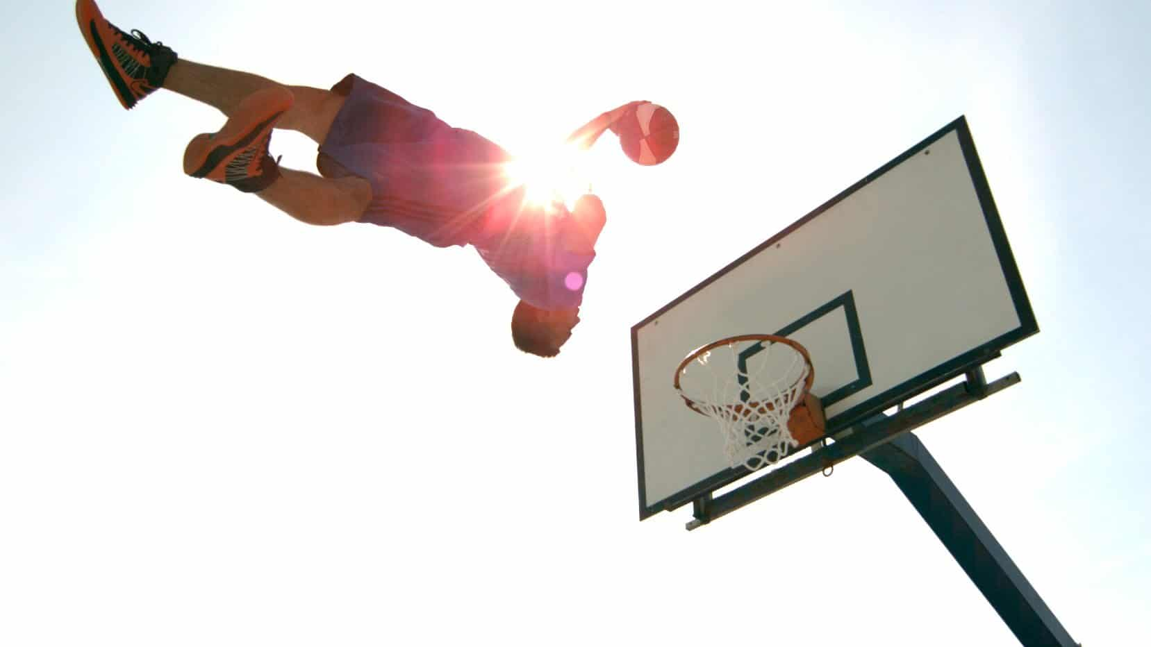 Melhor Basketball Dunks Freestyle do mundo