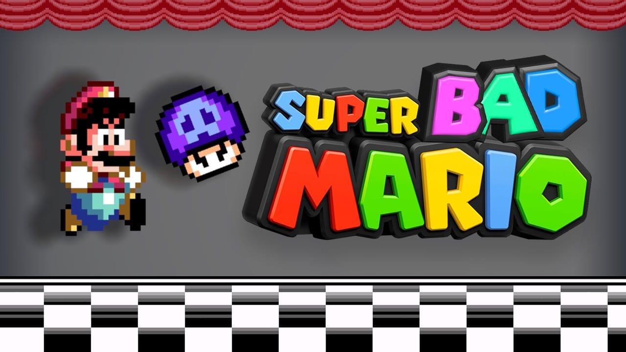 Super Bad Mario 1