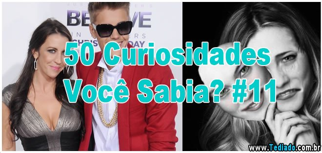 50 Curiosidades Você Sabia? #11 1