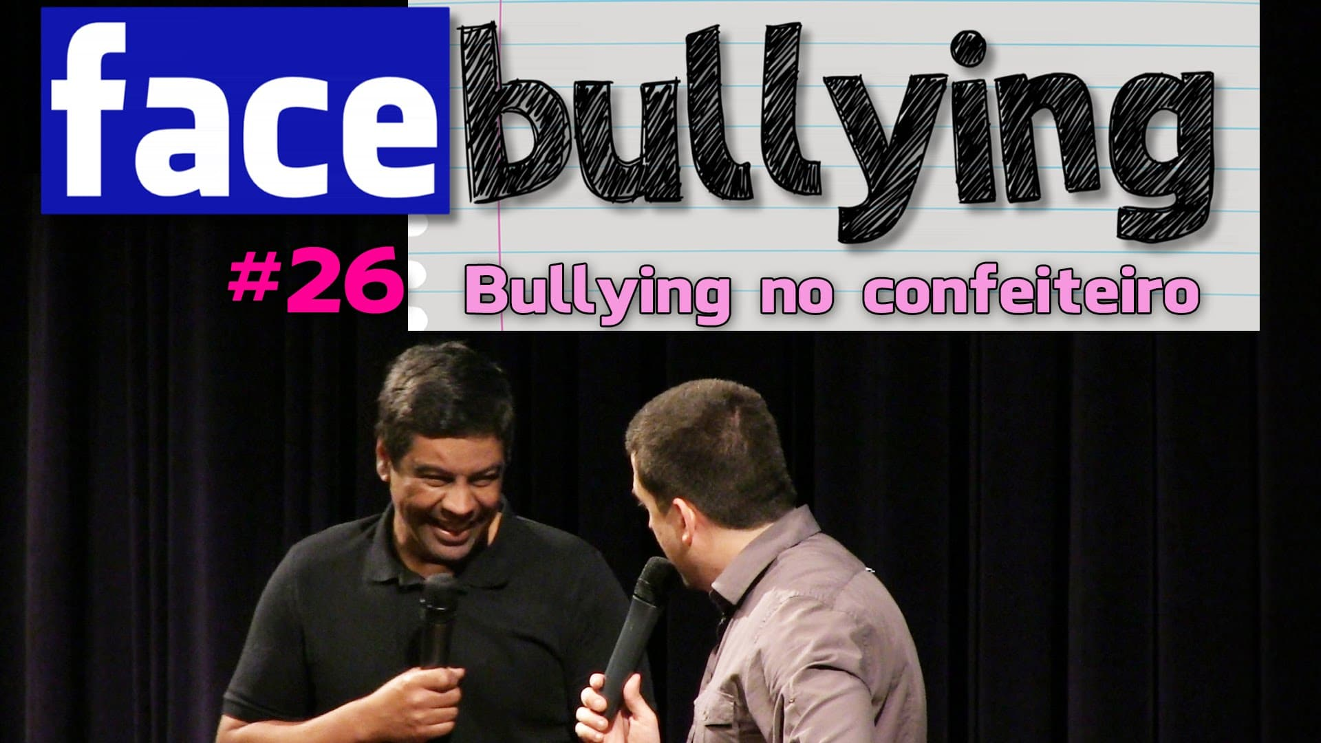 Facebullying – Bullying no confeiteiro