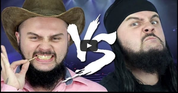 Sertanejo Universitário VS Metal - sertanejo universitario vs metal