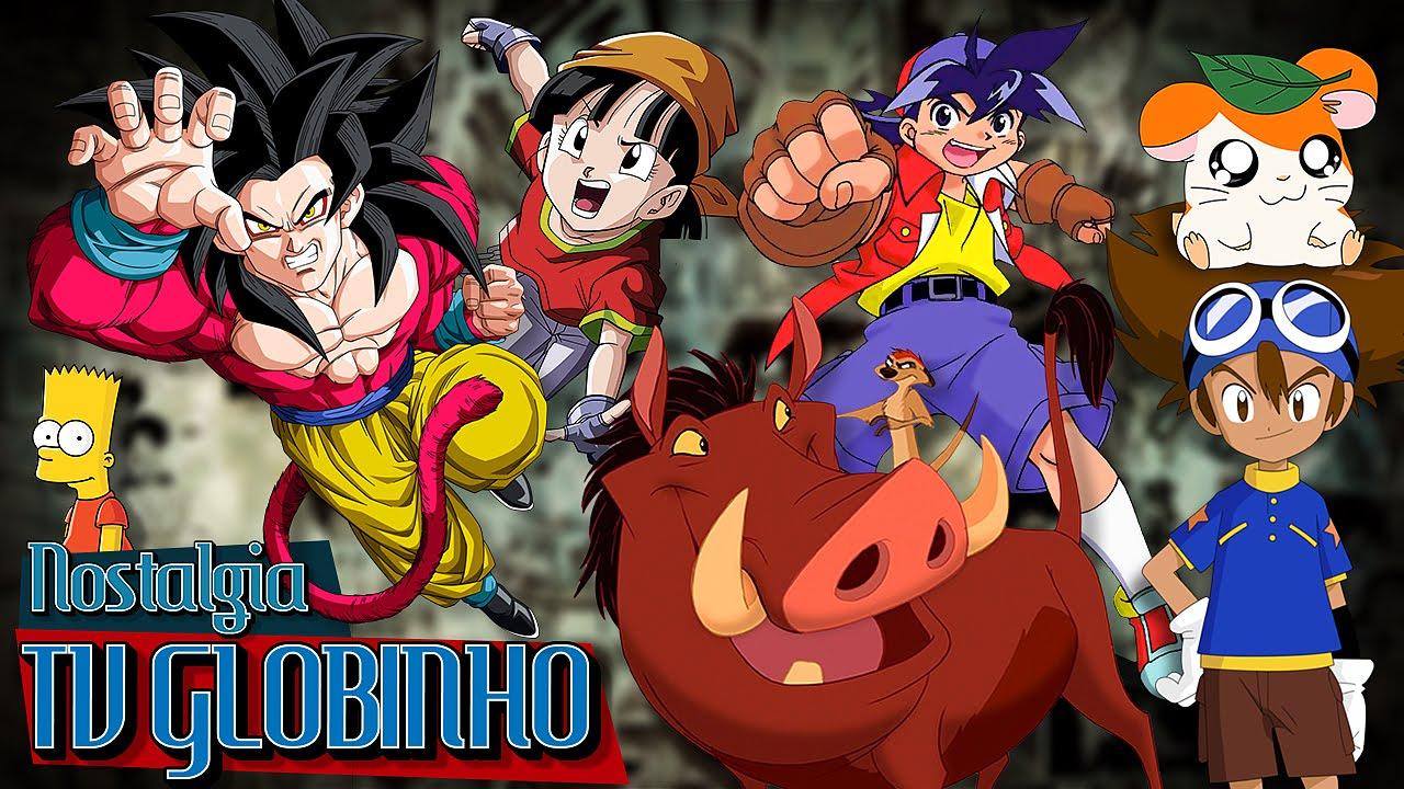 TV Globinho - Nostalgia 1
