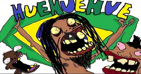 Brasil, um pais de zueira 3