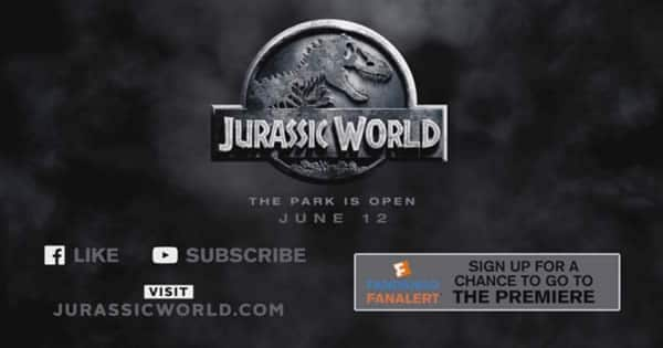 jurassic world - jurassic world - Confira o trailer de Jurassic World