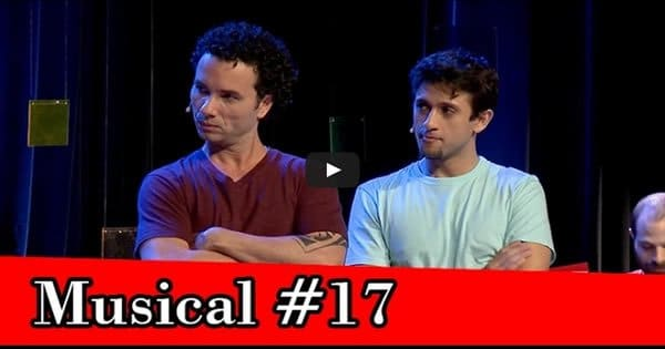 musical - musical - Improvável – Musical Improvável #17