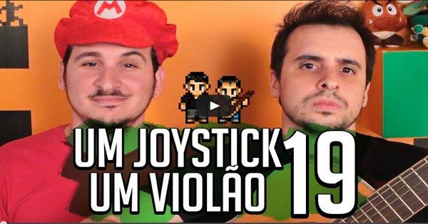 Um Joystick, um Violão - 19 3