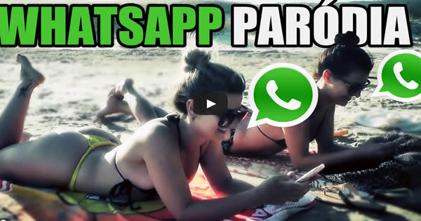Pombo-Correio não rola | Whatsapp - Paródia Porque Homem Não Chora 3