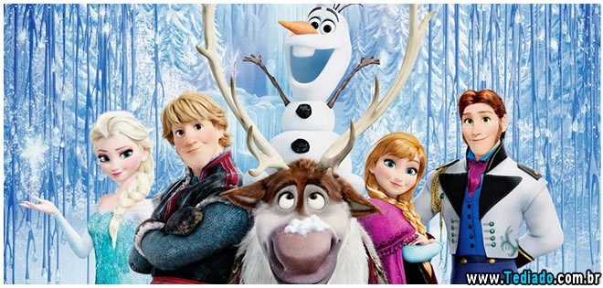 02-frozen 20 filmes mais pirateados de 2014