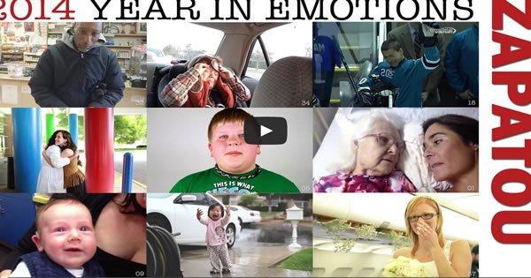 2014 O ano de emoções 3