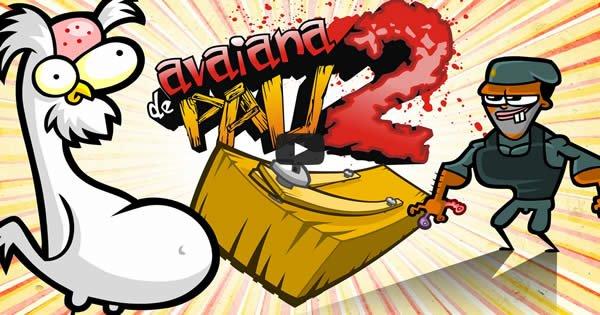 Avaiana de Pau 2 - 10 Anos Depois 3