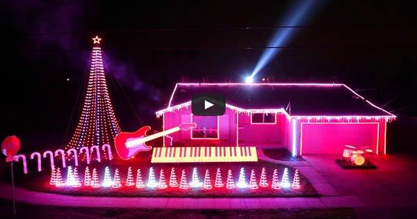 A melhor decoração de natal que você vai ver 2
