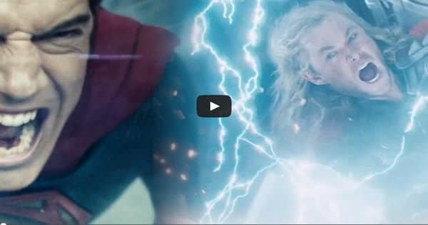 Trailer épico Marvel Vs DC - marvel vs dc