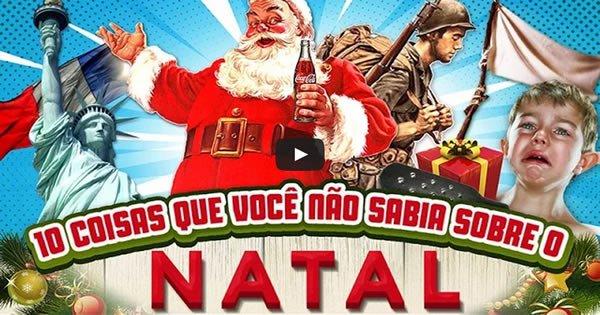 10 coisas que você não sabia sobre o NATAL 2