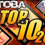 Top 10 ParTOBA 2014