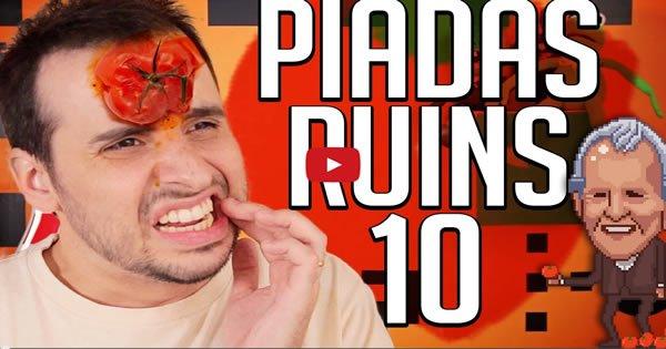 Piadas Ruins 10 3