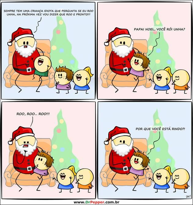Tirinhas (#42) - Especial de Natal 5