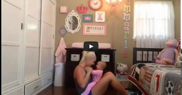 Você mulher que acabou de ter um filho, aprende como ficar em forma 1