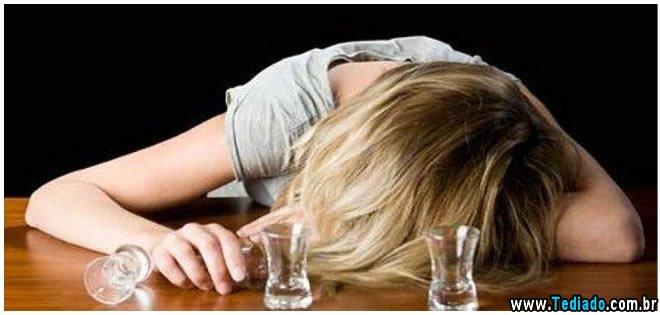 17 fases que todo mundo passa após ficar bêbado 4
