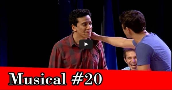 musical - musical - Improvável – Musical Improvável #20