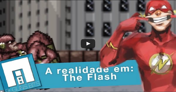 Photo of A realidade em – The Flash