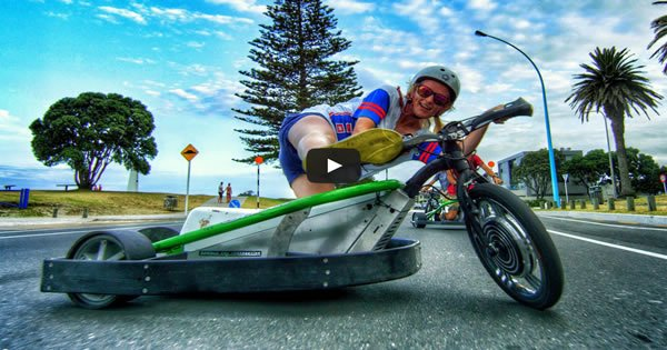 Como se divertir no verão – Drift Trike