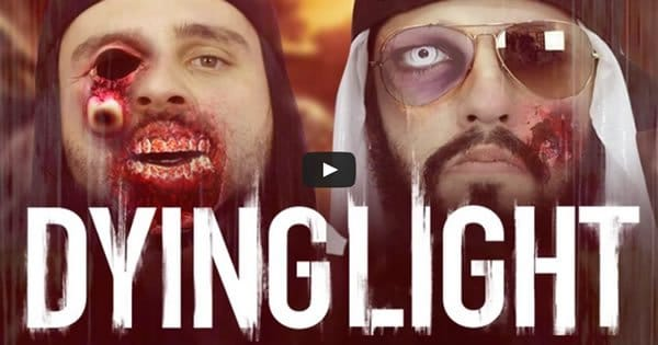 dying light - dying light - Dying Light Rap Metal