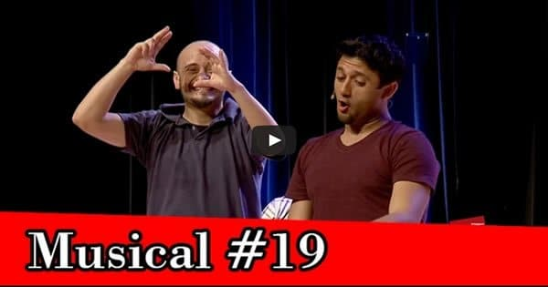 Improvável – Musical Improvável #19