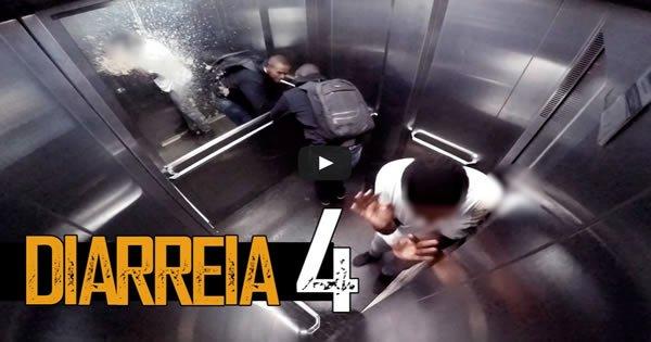 Pegadinha - Diarreia #04 5